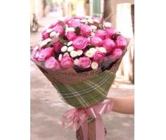 Hoa bó đẹp - HT399