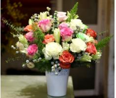 Bình hoa đẹp - HT406